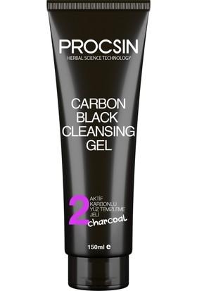 Procsin Aktif Karbonlu Yüz Temizleme Jeli 150Ml