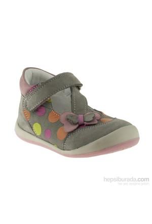 Perlina 253 033Ilk Gri Ayakkabı
