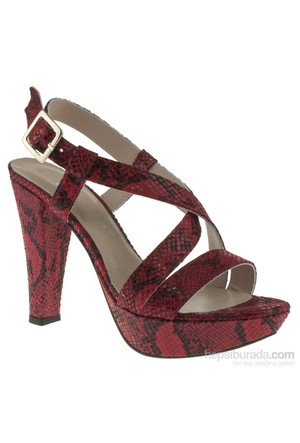 Gess 275 5576Z Kırmızı Ayakkabı