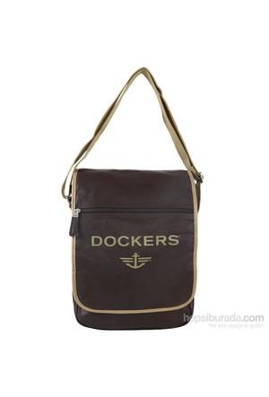 Docker's Erkek Omuz Çantası Kahve 9M102.33