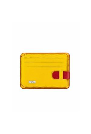 Cengiz Pakel Kartlık Sarı Kırmızı 2404