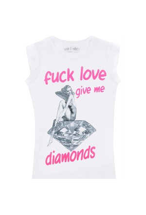 My T-Shirt Fck Love Give Me T-Shirt