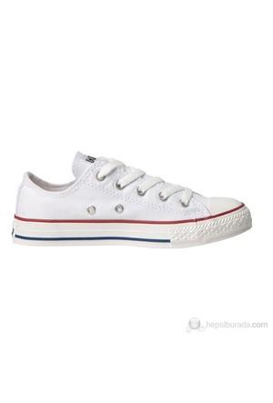 Converse 3J256 Chuck-Taylor-As-Core Optical-White Ox Çocuk Spor Ayakkabı