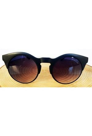 Köstebek Siyah Çerçeveli Güneş Gözlüğü