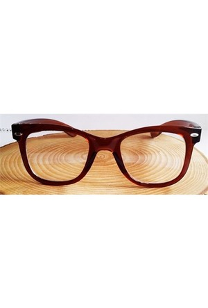 Köstebek Kahverengi Çerçeveli Gözlük