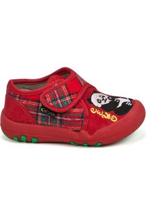 Ceyo Erkek Çocuk Ayakkabı Kırmızı 9897-3