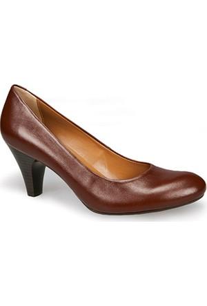 Ceyo Kadın Ayakkabı Taba 2011-01