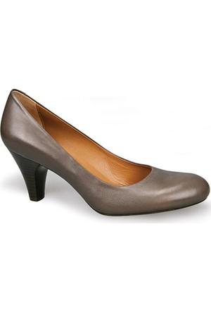 Ceyo Kadın Ayakkabı Vizon 2011-01