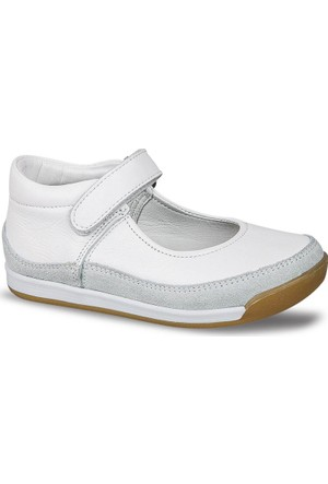 Ceyo Kız Çocuk Ayakkabı Beyaz 3474-2
