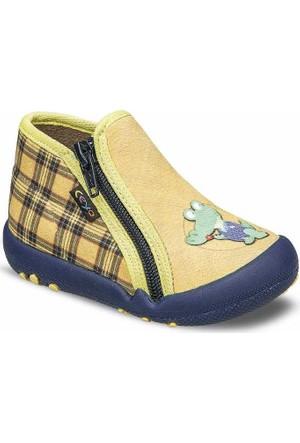 Ceyo Erkek Çocuk Ayakkabı Sarı 9897-22
