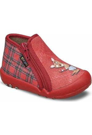 Ceyo Erkek Çocuk Ayakkabı Kırmızı 9897-22