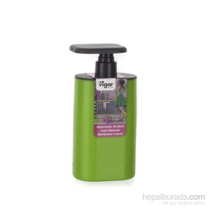 vıgar rengo yeşil sıvı sabunluk