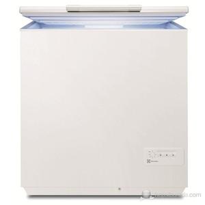 electrolux ec2230aow1 a 210 lt sandık tipi lowfrost derin dondurucu