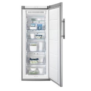 electrolux euf2047aox a 6 çekmeceli 177 lt inox no-frost derin dondurucu