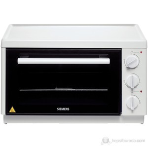 siemens ho110210 26 lt izgara fonksiyonlu beyaz mini fırın