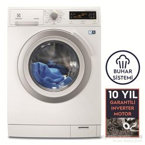 electrolux ewf1497hdw2 a 9 kg 1400 devir çamaşır makinesi