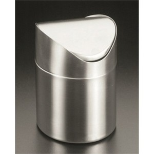 metaltex inox masa - set üstü çöp kovası