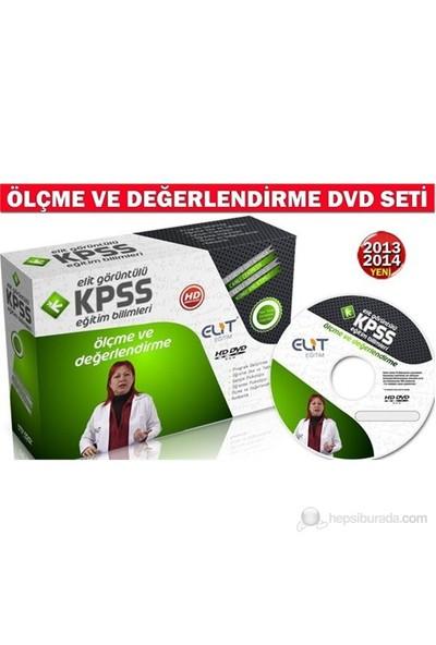 Elit Kpss Ölçme ve Değerlendirme Görüntülü Eğitim Seti (2016)