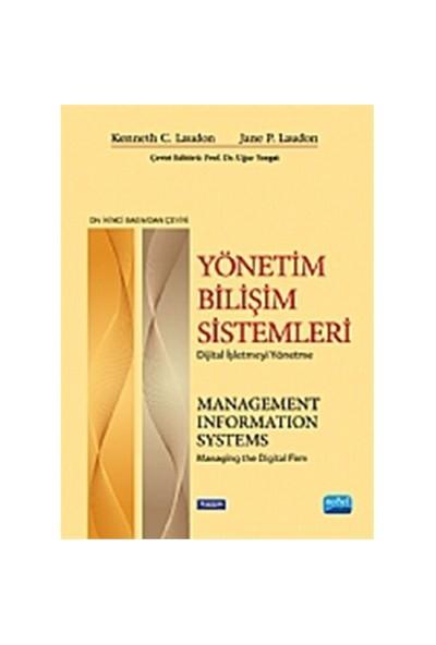 Yönetim Bilişim Sistemleri -Dijital İşletmeyi Yönetme - Pearson