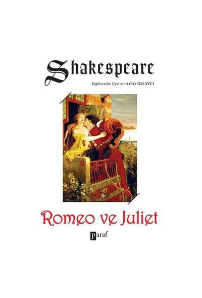 Romeo Ve Julıet - William Shakespeare