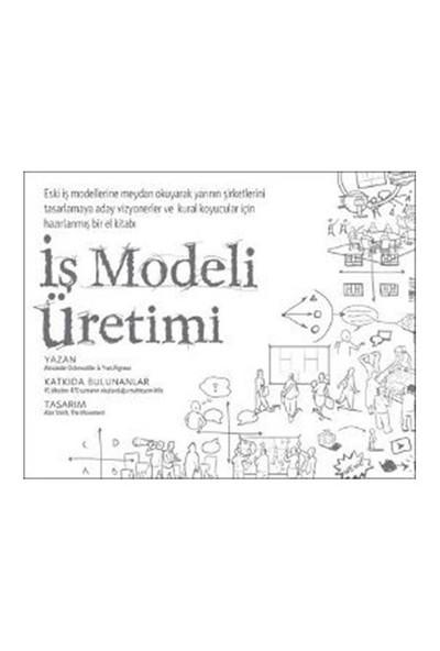 İş Modeli Üretimi - Yves Pigneur