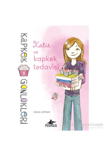 Kapkek Günlükleri-1 Katie Ve Kapkek Tedavisi - Coco Simon