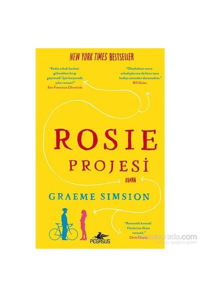 Rosıe Projesi-Graeme Simsion