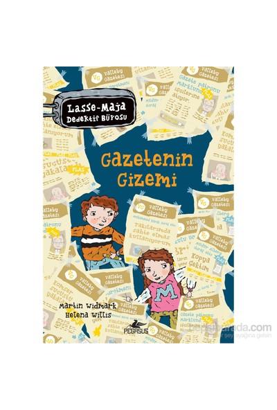 Gazetenin Gizemi (Lasse-Maja Dedektif Bürosu)-Helena Willis