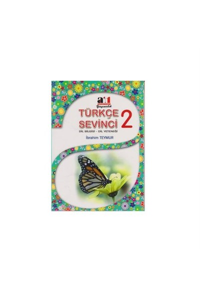 2.Sınıf Türkçe Sevinci / A1 Yay.