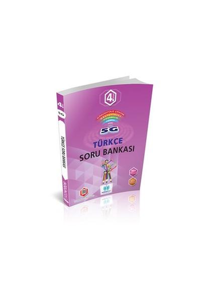 4 Sınıf 5G Türkçe Soru Bankası Sözün Özü Yay