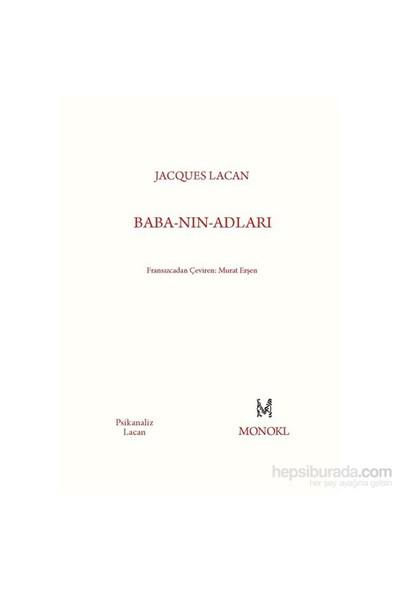 Baba-Nın-Adları-Jacques Lacan