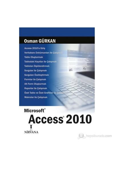 Microsoft Access 2010 - Osman Gürkan