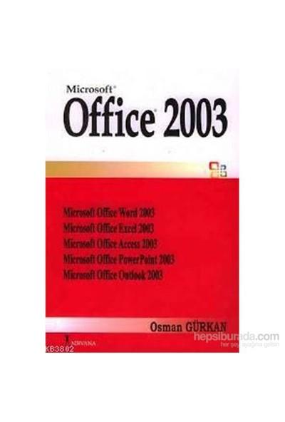 Office 2003 - Osman Gürkan