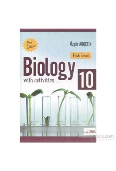 Oran Biology - 10 - Özgür Akçetin
