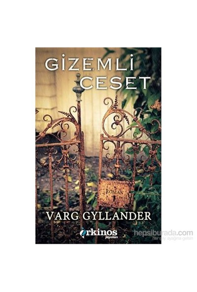 Gizemli Ceset-Varg Gyllander