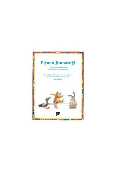 Piyano Jimnastiği-Elisabeth Aigner-Monarth