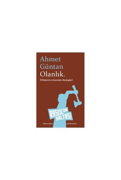 Olanlık-Ahmet Güntan