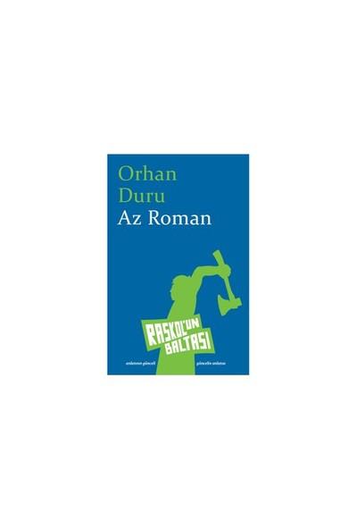 Az Roman - Orhan Duru