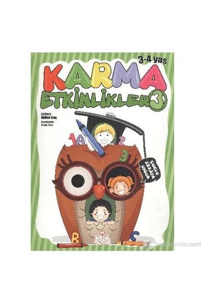 Karma Etkinlikler - 3-Halime Ataç