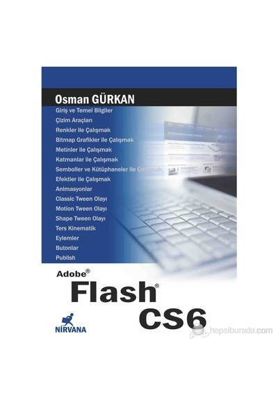 Adobe Flash CS6 - Osman Gürkan