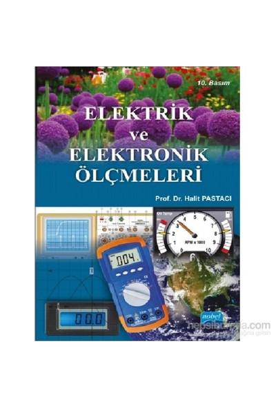 Elektrik ve Elektronik Ölçmeleri - Halit Pastacı