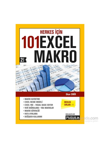 Herkes İçin 101 Excel Makro - Okan Emir