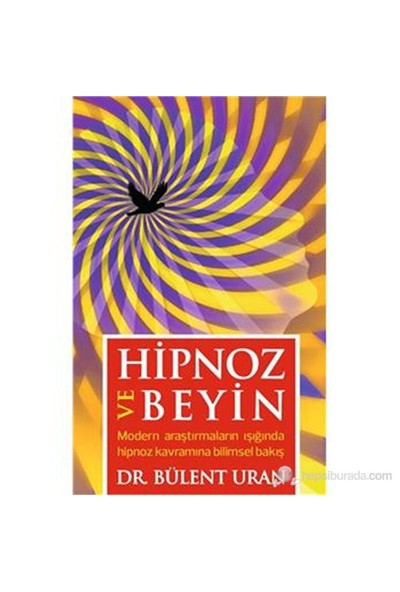 Hipnoz Ve Beyin-Bülent Uran