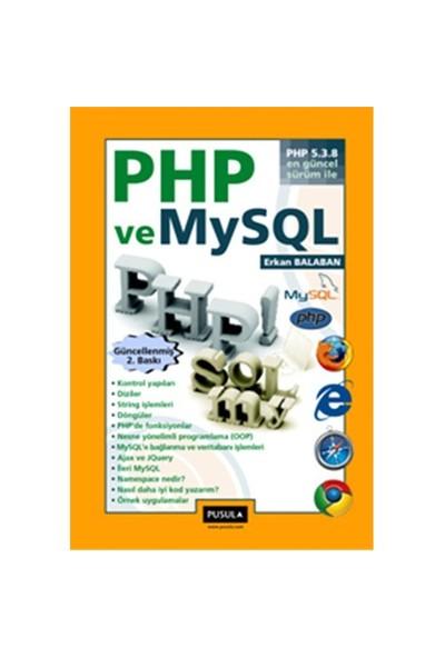 PHP ve MySQL - Erkan Balaban