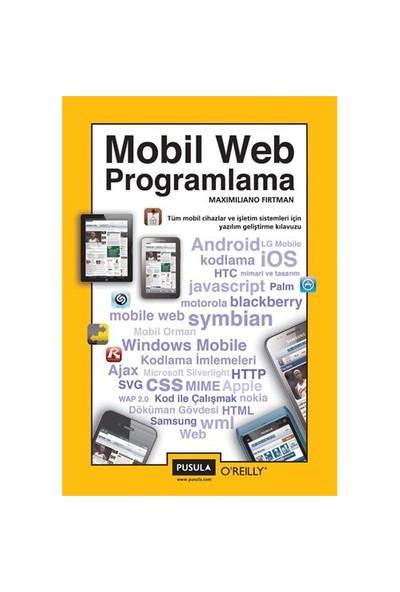 Mobil Web Programlama - Maximiliano Firtman