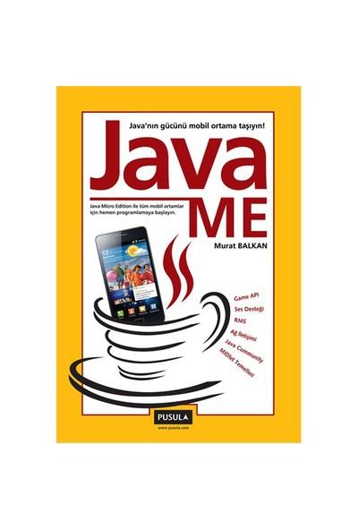 Java ME - Murat Balkan