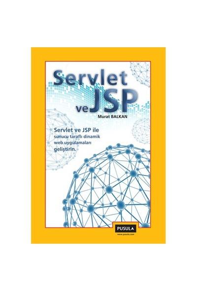 Servlet ve JSP - Murat Balkan