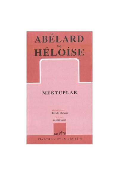 MEKTUPLAR/ ABELARD- HELOİSE