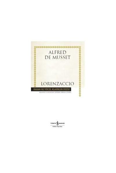 Alfred De Musset: Lorenzaccio-Alfred De Musset