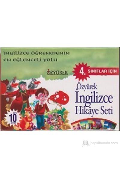4. Sınıflar İçin Özyürek İngilizce Hikaye Seti (10 Kitap CD'li) - Gülay Çakıt